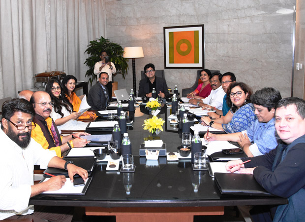 EXCLUSIVE Prasoon Joshi conducts first meeting of the newly instituted CBFC Board