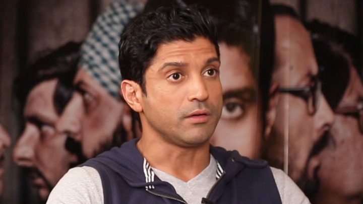 Farhan Akhtar's Strong Opinion On CONVICTION Of Gurmeet Ram Rahim Singh Lucknow Central video