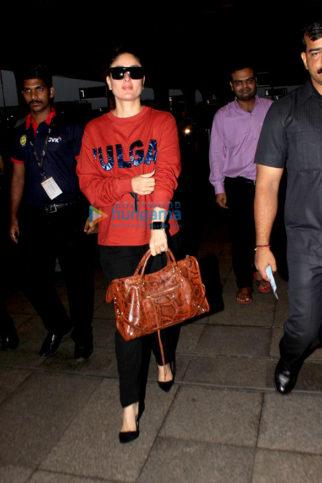 Kareena Kapoor Khan, Anushka Sharma and Taapsee Pannu and others snapped at the airport