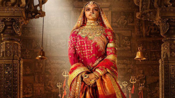 Makers of Padmavati finalize the teaser release date and here it is!