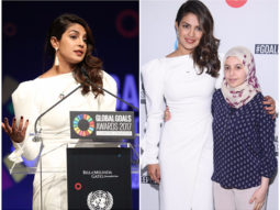 Priyanka Chopra speaks at UN Global Goals Awards; meets UNICEF's youngest goodwill ambassador-1