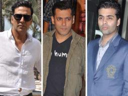 SCOOP Akshay Kumar, Salman Khan, Karan Johar