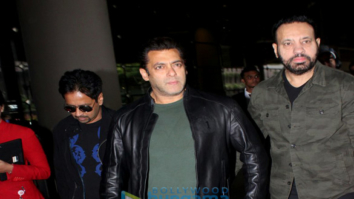 Salman Khan, Parineeti Chopra and Kanika Kapoor snapped at the airport