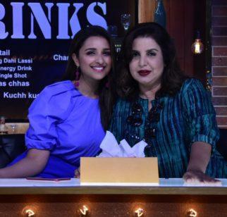 Shah Rukh Khan, Karan Johar, Preity Zinta, Parineeti Chopra come together for Farah Khan's Lip Sing Battle and here are the details1