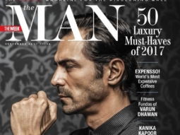Arjun Rampal On The Cover Of The Man