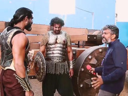 This unseen photo of SS Rajamouli, Prabhas and Rana Dagubatti will refresh your Baahubali 2 memories!