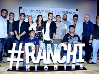 Trailer launch of 'Ranchi Diaries'
