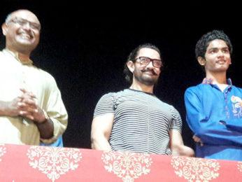 WOW! Aamir Khan celebrates Navratri in Vadodara and it's a must watch