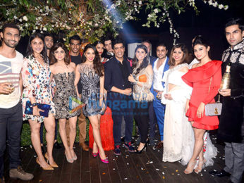 Moët & Chandon and Manish Malhotra's bash at The Party Starter