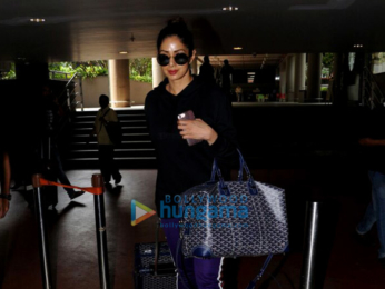 Shruti Haasan, Sridevi and others spotted at the airport