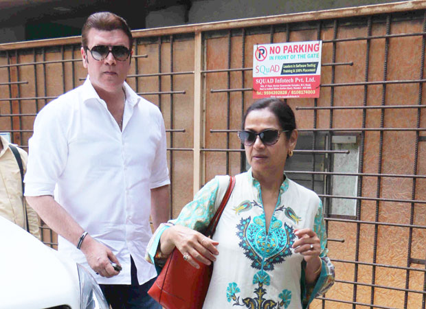 Aditya Pancholi and wife Zarina Wahab take legal action against Kangana Ranaut news