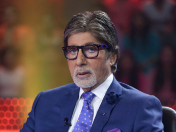 Amitabh Bachchan gets birthday surprise on Kaun Banega Crorepati 9