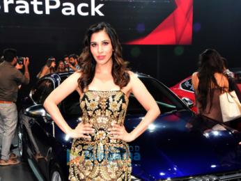 Arjun Kapoor, Kriti Sanon, Ileana D'Cruz and Shruti Haasan grace the launch of the new 'Audi A5'