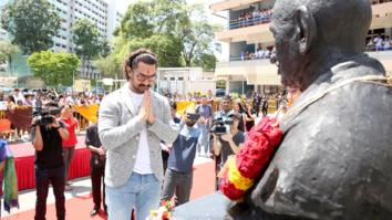 BACK TO SCHOOL Aamir Khan celebrates Gandhi Jayanti in Singapore! (4)