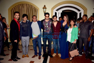 Cast of 'Ittefaq' attend press meet