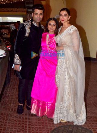 Celebs grace Rani Mukerji Diwali bash