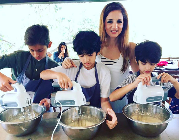Check out Hrithik Roshan and Sussanne Khan spend