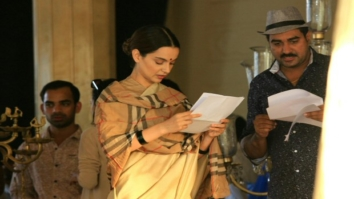 Check out Kangana Ranaut shoots for Manikarnika The Queen of Jhansi in Jaipur