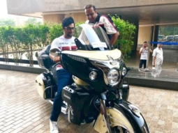 Check out R Madhavan gifts himself an Indian Roadmaster worth Rs 40 lakhs on Diwali