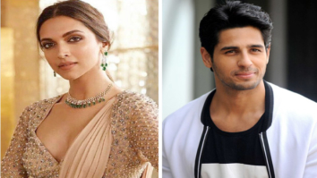 Deepika Padukone and Sidharth Malhotra come together for a special project