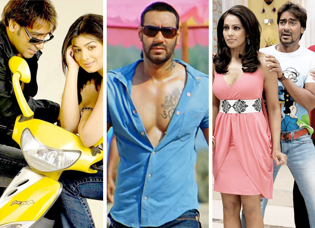 DusKaDum - Ajay Devgn and Rohit Shetty aim to score high with their tenth film together, Golmaal Again2
