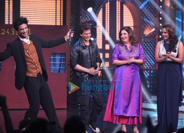 EXCLUSIVE When Shah Rukh Khan, Sushant Singh show and set the stage afire!