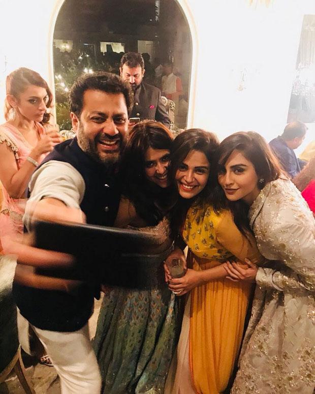 Ekta Kapoor's Diwali party 2017-11