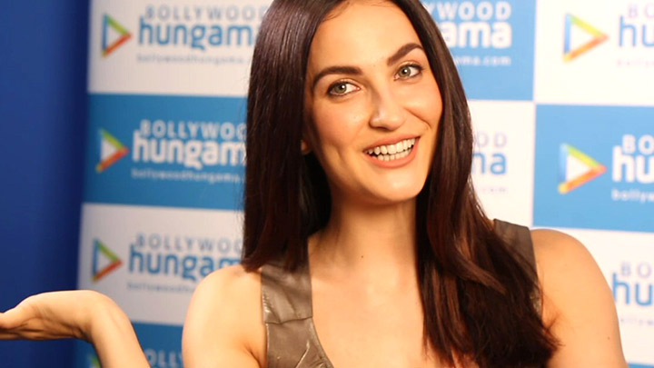 Elli Avram On Her Love For Dancing Amp Performing In Real