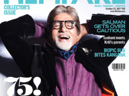 Amitabh Bachchan On The Cover Of Filmfare