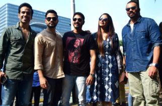 Golmaal Again Team Celebrates The Success With A Special Lunch  Rohit Shetty  Tabu  Shreyas
