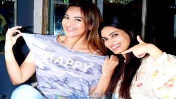 On The Sets Of Happy Bhag Jayegi Returns