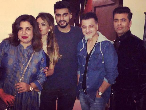 INSIDE PHOTOS Arjun Rukh Khan's Diwali bash!