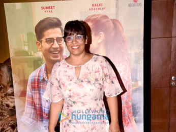 Kalki Koechlin and Sumeet Vyas launch the trailer of 'Ribbon'