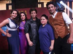 Lip Sing Battle Sushant Singh Rajput dances 'Ruk Jaa O Dil Deewane' with Shah Rukh Khan