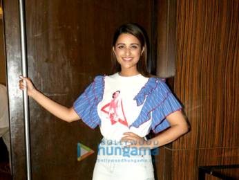 Parineeti Chopra snapped at Novotel in Juhu