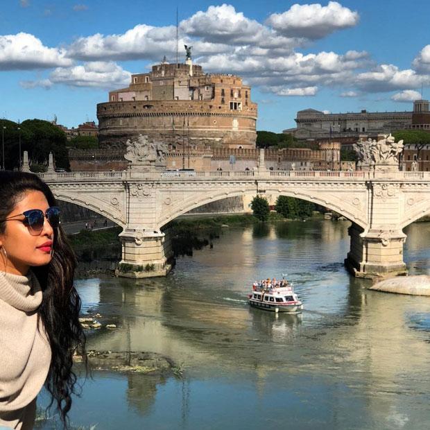 Priyanka Chopra begins shooting for Quantico season 3 in Italy -1