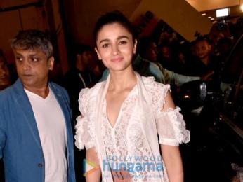 Ranbir Kapoor, Alia Bhatt and Karan Johar at 'Jio MAMI Movie Mela 2017'