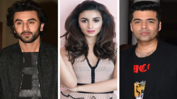 Ranbir Kapoor, Alia Bhatt and Karan Johar sound off on nepotism debate