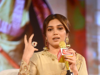Bhumi Pednekar graces the Aaj Tak Safaigiri Awards 2017