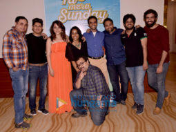 Screening of 'Tu Hai Mera Sunday'