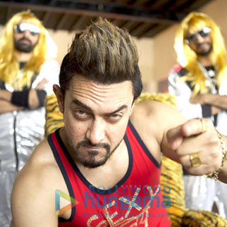 Movie Still Of The Movie Secret Superstar