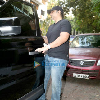 Uday Chopra snapped at Imran Khan's house