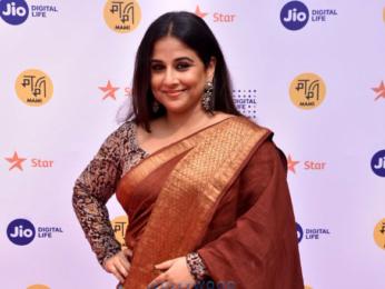 Vidya balan attends 'JIO MAMI Movie Mela 2017'