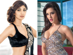 WOW! Shilpa Shetty gives you a chance to go on a date with Sunny Leone