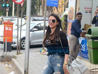 Aditi Rao Hydari spotted in Khar