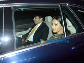 Aishwarya Rai Bachchan, Hrithik Roshan, Vidya Balan and others snapped attending a wedding ceremony