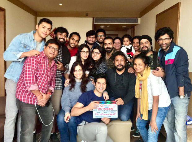Check out It's a wrap for first schedule of Varun Dhawan's October in Delhi (1)