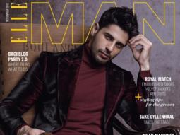 Sidharth Malhotra On The Cover Of ELLE Man, Nov 2017