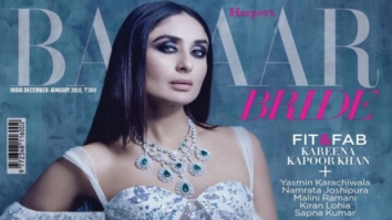 HOTNESS Kareena Kapoor Khan looks stunning on Harper's Bazaar Bride cover