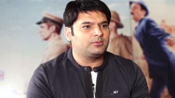 I have always been an INTROVERT Kapil Sharma  Firangi